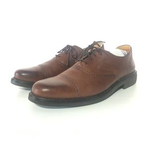 Martin Dingman Captoe Dress Shoes 9.5